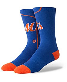 New York Mets Alternate Jersey Series Crew Socks