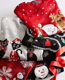 Karen Scott Holiday Sweaters, Regular & Petite Sizes, Created For Macy's