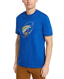Men's Big Catch Graphic T-Shirt, Created For Macy's