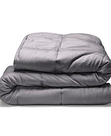 Plush 18lb Weighted Blanket