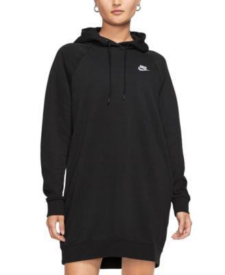 Sportswear Essential Fleece Hoodie Dress