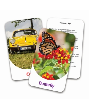 The Learning Journey Discovery Cards- Out and About