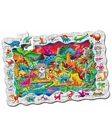 The Learning Journey Puzzle Doubles- Find It Dinosaurs