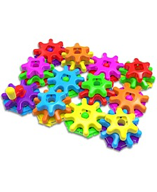 Techno Kids Stack and Spin Gears Super Set