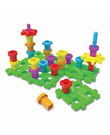 Techno Kids Stack A Peg Super Set