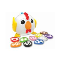 The Learning Journey Learn with Me- Counting Chicken