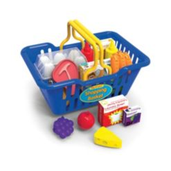 The Learning Journey Play and Learn Shopping Basket