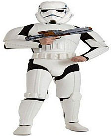 BuySeason Men's Star Wars Deluxe Stormtrooper Costume