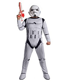 BuySeason Men's Star Wars H/S Stormtrooper Costume