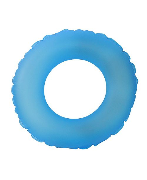 """Northlight 30"""" Classic Round Inflatable Swimming Pool Inner Tube Ring Float"""