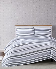 Curtis Stripe Duvet Cover Sets