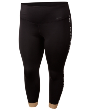 Nike Pants PLUS SIZE ONE 7/8-LENGTH TRAINING TIGHTS