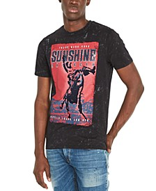 Men's Tidate Logo Graphic T-Shirt