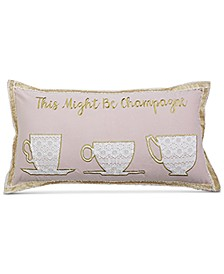 "This Might Be 12"" x 24"" Decorative Pillow"