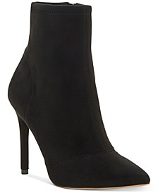 Lailra High Heel Stretch Booties