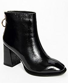 Vivienne Hu Ella Patent Ankle Boots