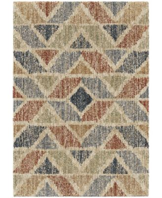 Next Generation Kenya Off White 5.3' x 7.6' Area Rug