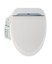 BioBidet Ultimate BB-600 Electric Smart Bidet Seat for Elongated Toilet