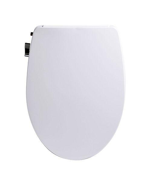 Bio Bidet Biobidet Slim Zero Non Electric Bidet Seat For Elongated Toilet Reviews Bathroom Accessories Bed Bath Macy S