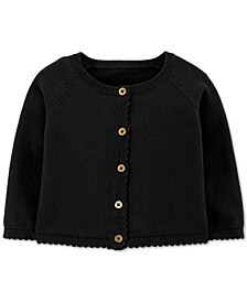 Baby Girls Cotton Cardigan