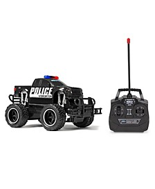 F-150 Police 1:24 RTR Electric RC Car Monster Truck