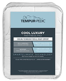 Tempur-Pedic Cool Luxury Mattress Pads