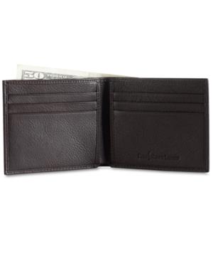 Polo Ralph Lauren Men's Accessories, Pebbled Leather Billfold Wallet
