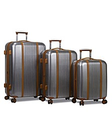 Monroe 3-Pc. Hardside Spinner Luggage Set