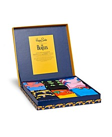 Beatles Collector 6 Pack Sock