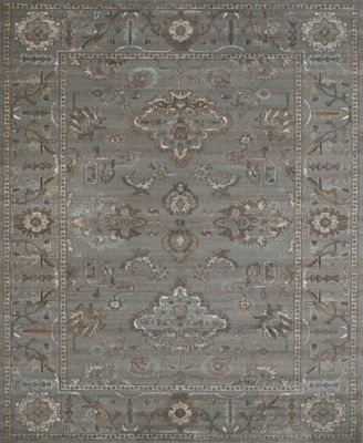 """CLOSEOUT! 3562/0030/Gray Cantu Gray 3'3"""" x 4'11"""" Area Rug"""
