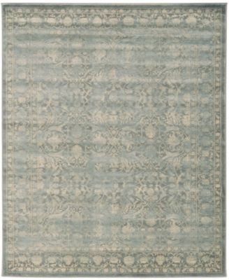 """CLOSEOUT! 3564/0031/Gray Cantu Gray 5'3"""" x 7'3"""" Area Rug"""