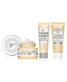 Limited Edition Trial-Size Skincare Set! Only $10 with any beauty purchase! A $16 value!