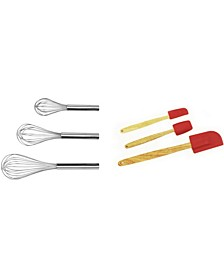 Studio Collection 6-Pc. Baking Tool Set