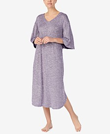 Classic Solid Knit Caftan