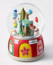 Macy's Thanksgiving Day Parade Snow Globe, Created For Macy's