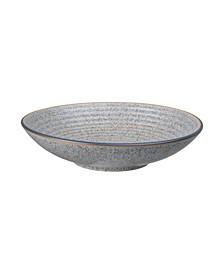 Studio Craft Grey Medium Ridged Bowl