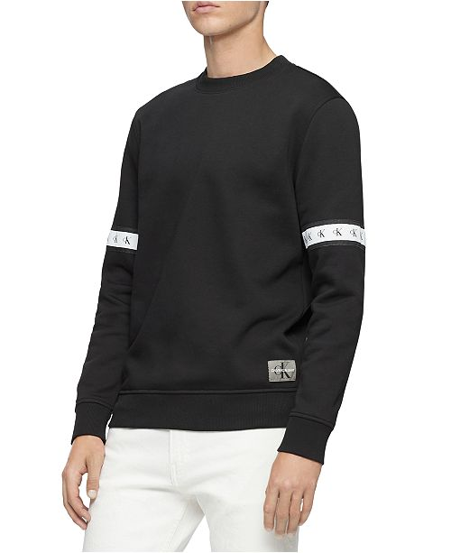 Calvin Klein Jeans Men's Logo Sweatshirt