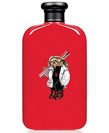 Men's Polo Red Eau de Toilette Bear Edition, 6.7-oz.