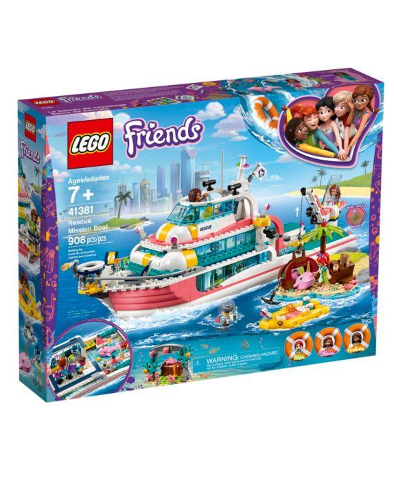 LEGO® Rescue Mission Boat 41381, Multi