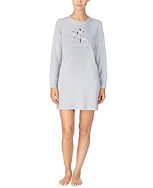 Women's Cozy Lounger Logo Sleepshirt