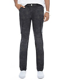 X-Ray Men's Slim Fit Cargo Pant