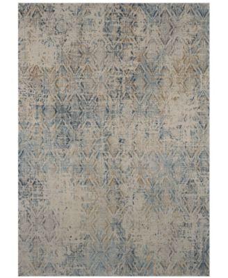 Tryst Botan Blue 8' x 11' Area Rug