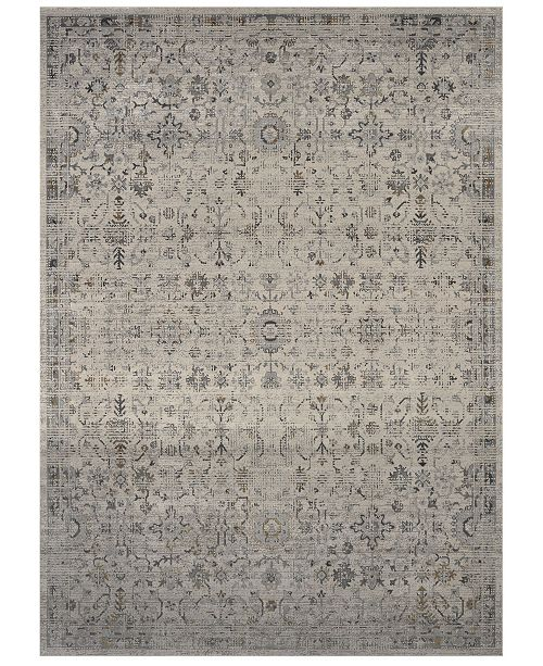 Karastan Tryst Adana Gray Area Rug Collection