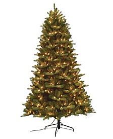 Mixed Balsam 7.5' Fir Artificial Christmas Tree