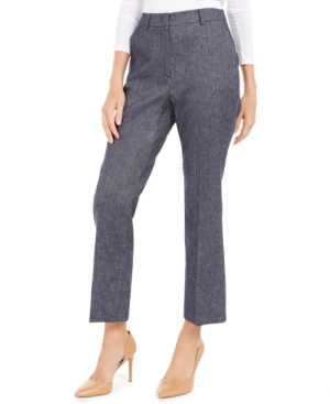 Weekend Max Mara Jeans Trousers In Blue Jean