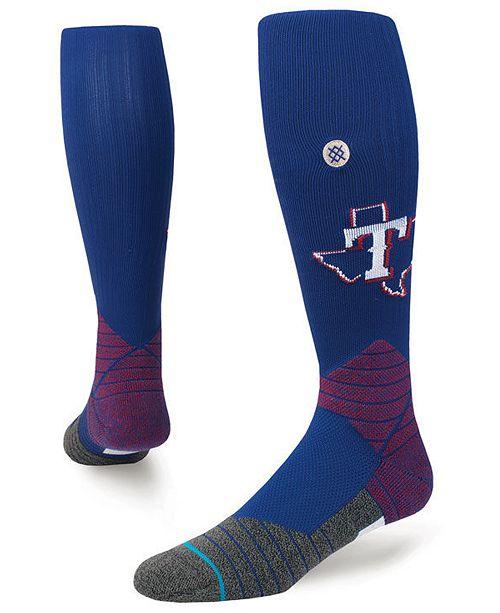 Stance Texas Rangers Diamond Pro Team Socks