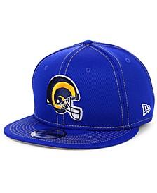 Los Angeles Rams On-Field Sideline Road 9FIFTY Cap