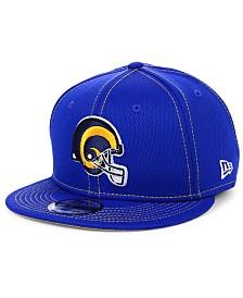 New Era Los Angeles Rams On-Field Sideline Road 9FIFTY Cap