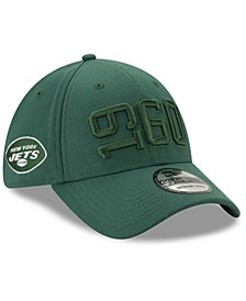 New York Jets On-Field Alt Collection 39THIRTY Stretch Fitted Cap