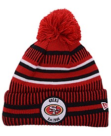 San Francisco 49ers Home Sport Knit Hat